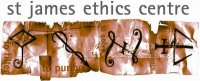 St James Ethics Centre logo