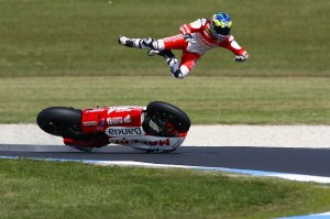 motorcycle racing - more dangerous than most drugs